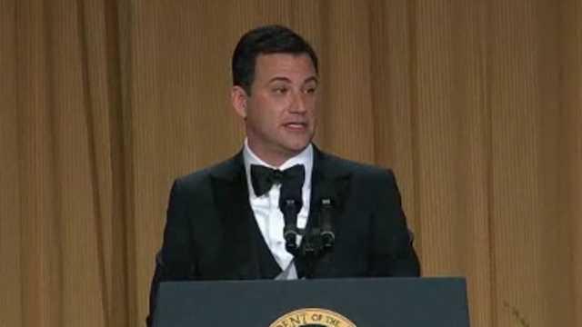 Jimmy Kimmel At Correspondents' Dinner