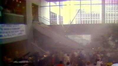 Hyatt skywalk collapse