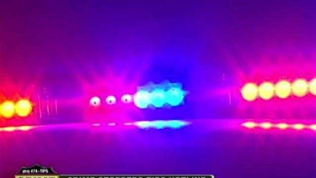 Generic Police Lights - Night (TIPS) - 30191876