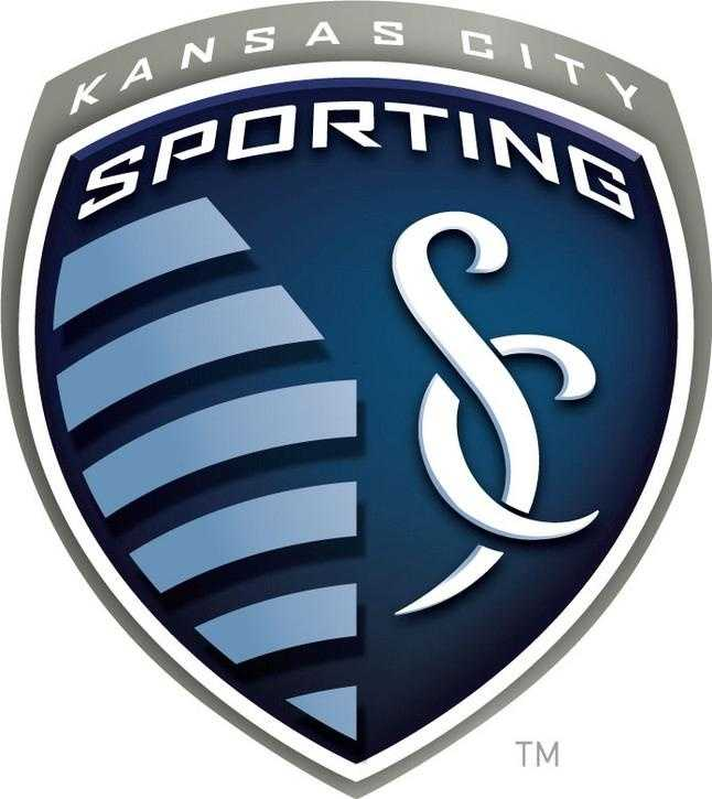 Sporting Kansas City Logo -- Sporting KC - 30143308