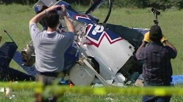 First Chopper Crash Victims Identified - 29000604