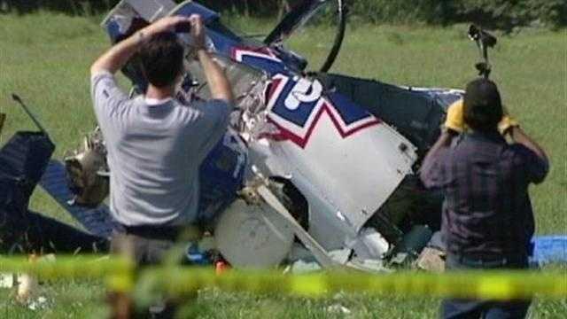 Medical Chopper Crash Kills 4 - 28997597