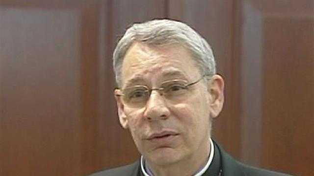 Bishop Robert Finn