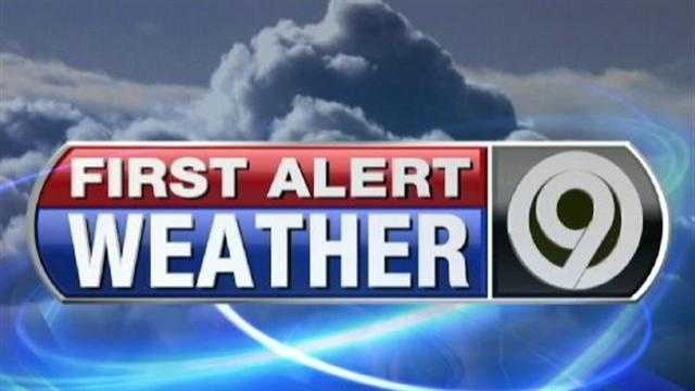 First Alert Weather Graphic - 27634367