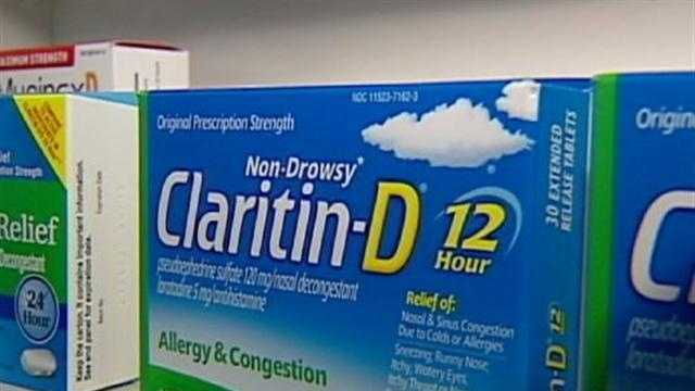 Cold, Allergy Meds May Need Prescriptions - 27030700