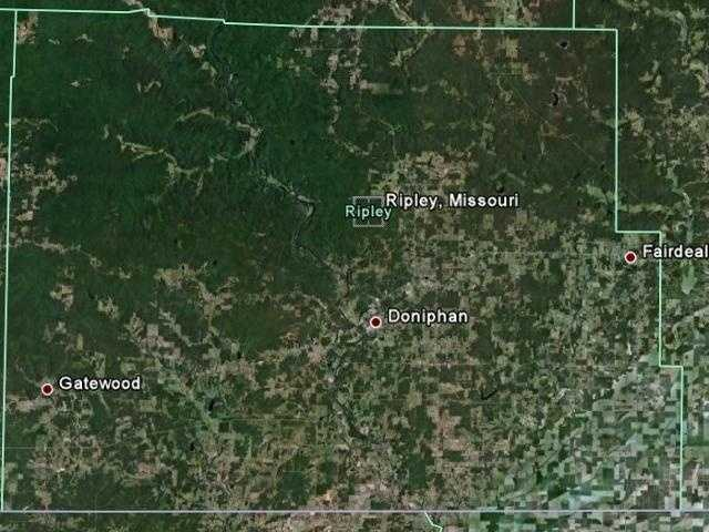 #8 Poorest: Ripley County: $28,141 Median Household Income