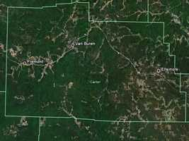 #7 Poorest: Carter County: $27,885 Median Household Income