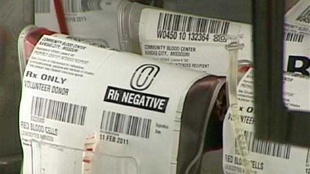 Blood Donation - Generic Bags O Negative - 26473703