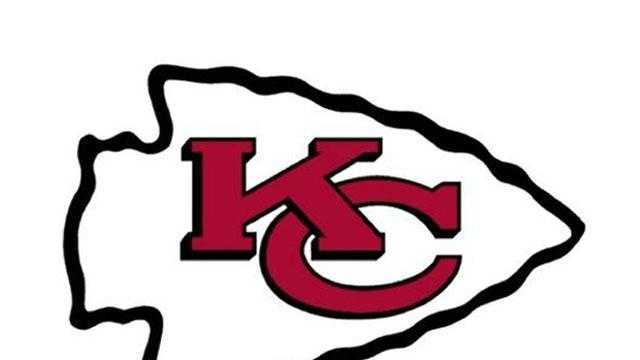 Chiefs Logo - White Background - 25585091