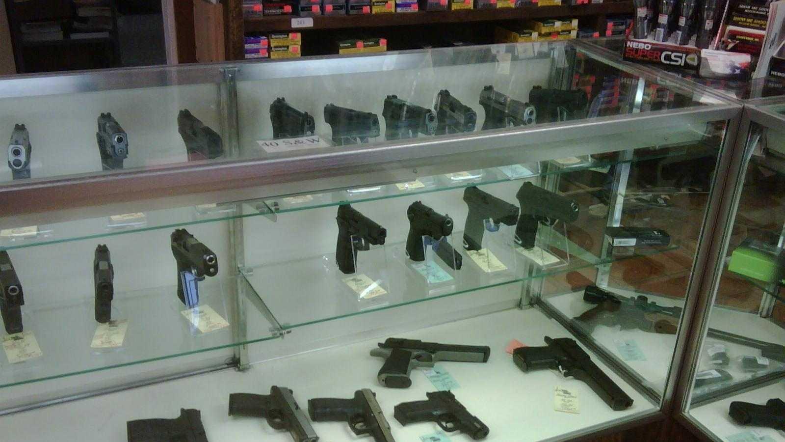 how to get a gun permit in kansas