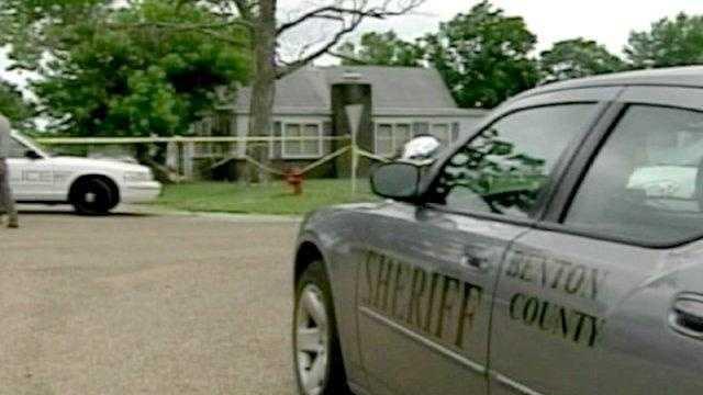 Cole Camp Slayings Crime Scene - 19751811