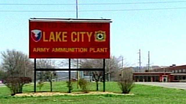 Lake City Army Ammunition Plant