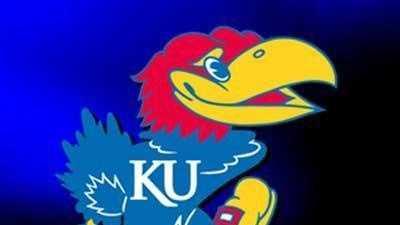 KU Jayhawks Logo - 15791550