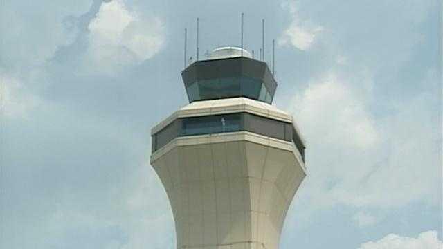 air traffic tower - 13809843