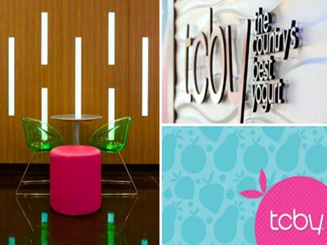 TCBY is giving moms five ounces of frozen yogurt for free at participating locations on Mother's Day.