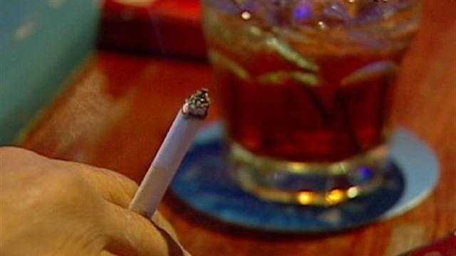 Kansas Lawmakers Revisit Bar Smoking Ban - 30994914