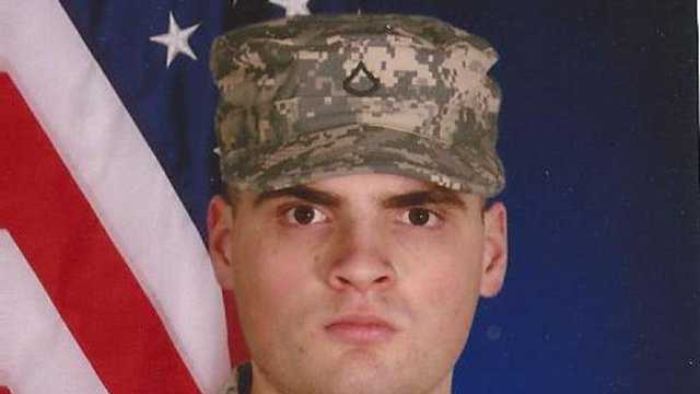 Cale Miller, 23, of Overland Park, Kan., was killed in Afghanistan on May 24.
