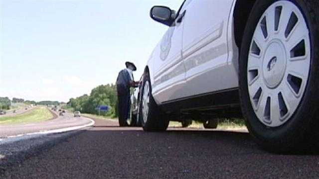 A study for the state of Missouri suggests that minority drivers get pulled over for traffic violations more often than whites. KMBC 9's Stephanie Ramos reports.