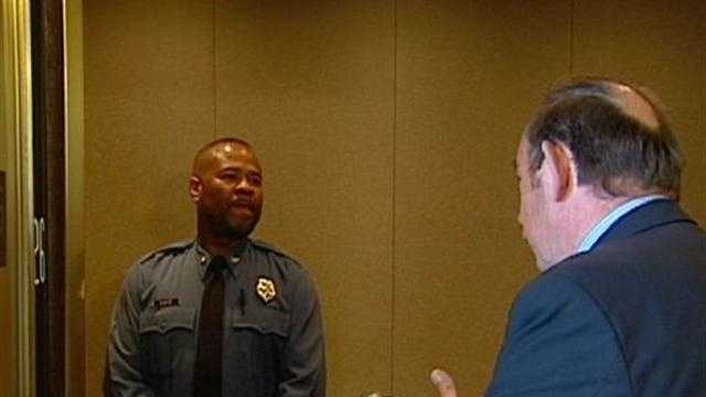 "Kansas City Police Chief Darryl Forte offers no specifics after being questioned by KMBC 9's Micheal Mahoney about the city's new anti-crime plan, an exchange that led Forte to call Mahoney ""rude."""