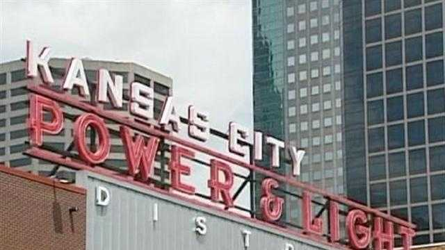 The funding and success of Kansas City's Power and Light District is becoming an issue in the Republican race for the U.S. Senate seat from Missouri. KMBC 9's Micheal Mahoney reports.