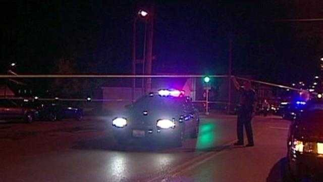 One man was killed when he was shot near St. John Avenue and South Oakley Avenue on Thursday night.