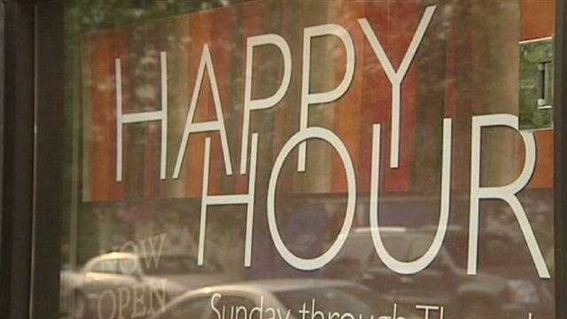KMBC's David Hall reports that the ban on happy hour in Kansas was lifted July 1.
