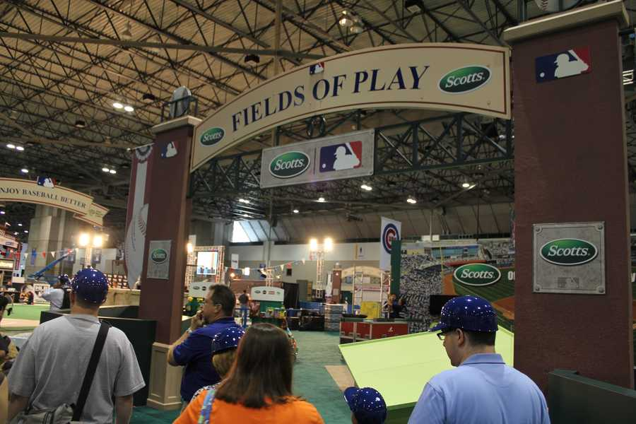 You can learn about MLB fields and maintenance of the greatest lawns in the game at Fields of Play.