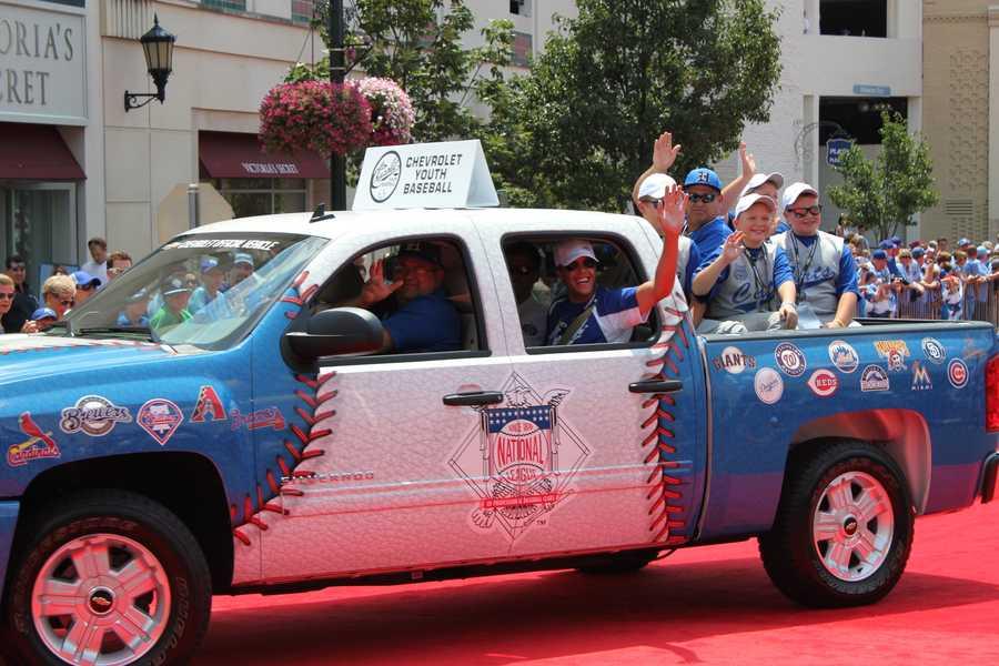An All-Star truck