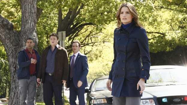 Castle returns Monday, Sept. 24 at 10 p.m. ET/9 p.m. CT