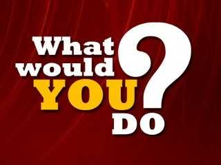 What Would You Do? returns Friday, Sept. 14 at 9 p.m. ET