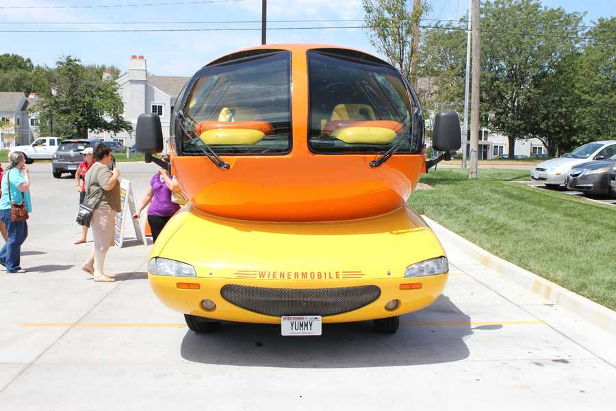 There are currently 8 active Wienermobiles.