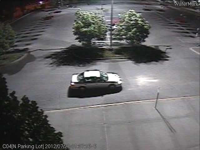Do you know the driver of this vehicle? Police believe it was involved in a pedestrian hit-and-run in the 4700 block of Roe Avenue on Saturday morning. Call the TIPS hotline at 816-474-TIPS or the Roeland Park Police Department at 913-677-3363 if you know anything.