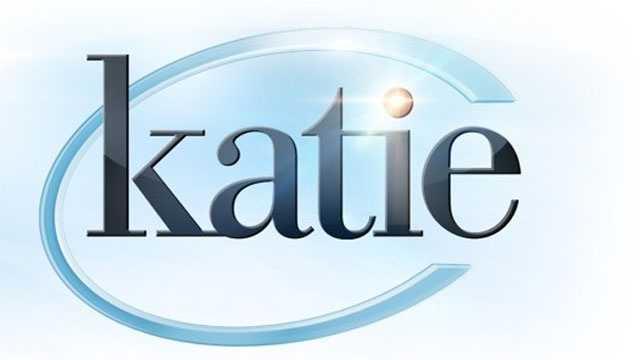 "Katie Couric's new talk show, ""Katie"" premieres Monday, Sept. 10 at 2 p.m."