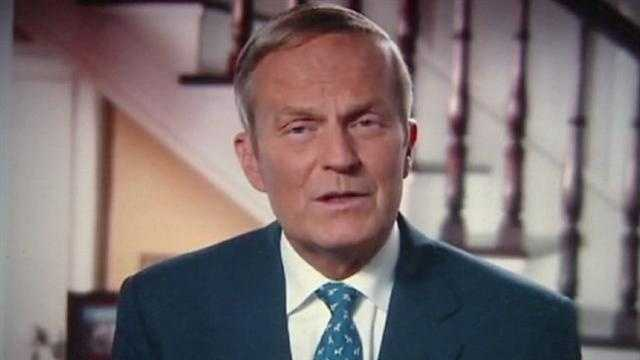 Missouri Republican Senate nominee Rep. Todd Akin says he won't leave the race, despite pressure from top Republicans, including presidential candidate Mitt Romney. KMBC 9's Micheal Mahoney reports.
