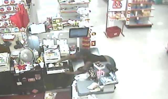 Do you recognize this woman?  She's accused of using a stun gun on a clerk during a robbery at the Family Dollar in the 1200 block of E. Meyer Boulevard on Aug. 21. If you know who she is, call the TIPS hotline at 816-474-TIPS.