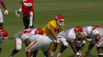 -Chiefs Red Friday Pep Rally: The pep rally will be held at the Power and Light District from 6:30 p.m. - 7:30 p.m. and will include head coach Romeo Crennel, GM Scott Pioli and 20 Chiefs players.