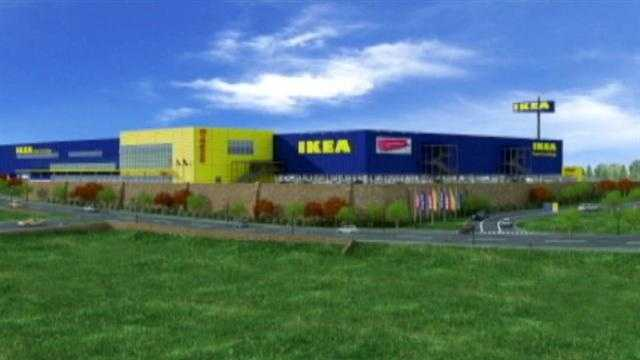 IKEA unveils plans to open in Merriam