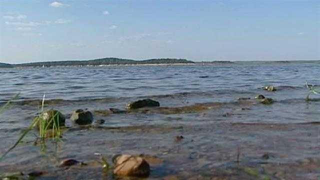 Weighted body of woman found in Truman Lake