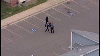 KC standoff ends, woman in custody