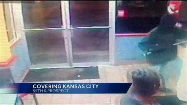 KCPD: Man robs Church's Chicken with samurai sword