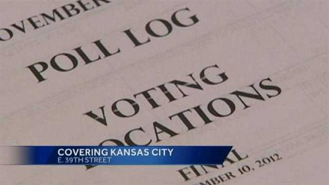 A rally held today urges voters to get out and vote.