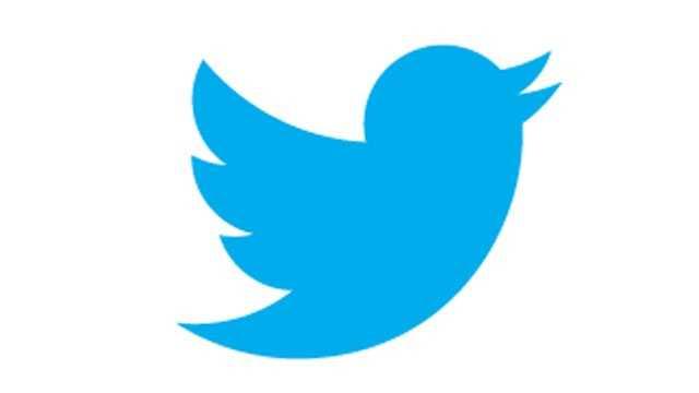 New Twitter logo