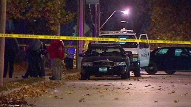Lexington, Garfield homicide
