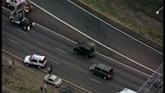I-435, Gregory crash