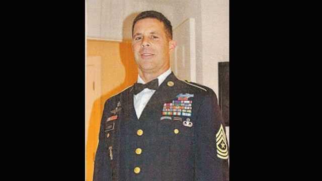 Sgt. Major William Lubbers