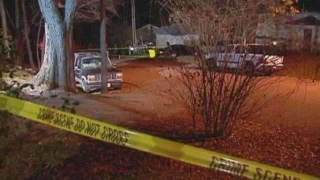 An apparent home invasion in Independence early Friday left three people dead and a fourth with critical injuries.