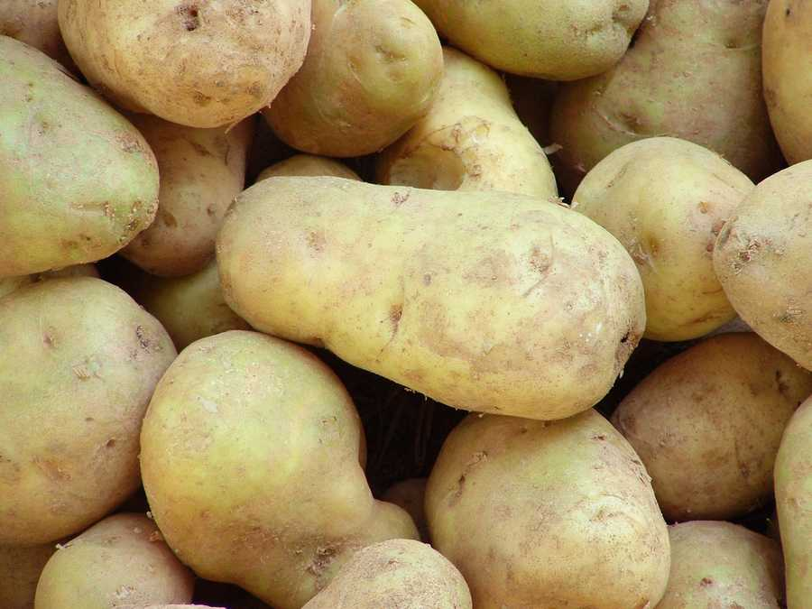 3)Mashed potatoes (11.8%)