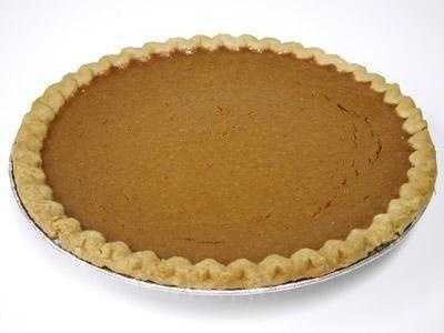 4) Pumpkin Pie (10.5%)
