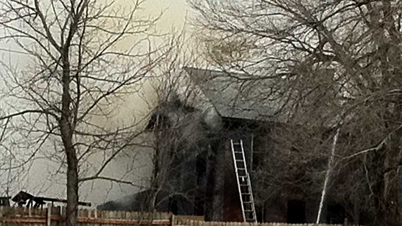 Delevan Avenue house fire