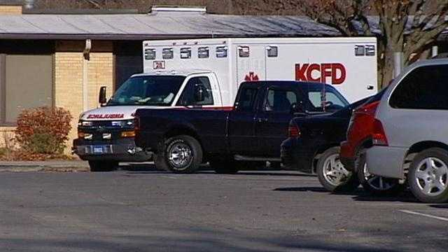 Child hit by car at Johnson Elementary School